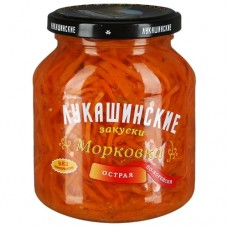 "Zakuska Carrots ""Lukashinskiye"" Korean Style"
