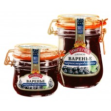 "Blackcurrant jam ""Jam Empire"" 550 gr."