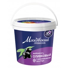 "Mayonnaise ""Moscow Provansal"" Olive (pail)"