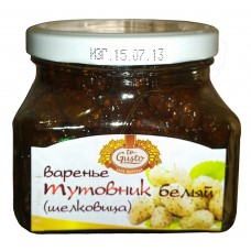 "Russian Jam ""te Gusto"" White mulberry"