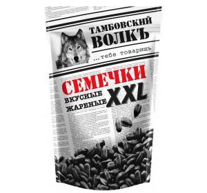 "Sunflower seeds ""Tambov wolf"" delicious, fried XXL 400 g"