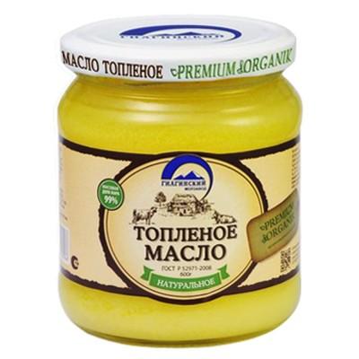 "Melted butter ""Premium Organik"" Giaginskoe"