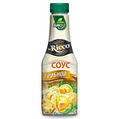 "Sauce ""Mr. Ricco"" Mushroom 310g"