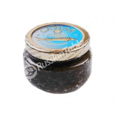 "Paddlefish Black Caviar in jar ""Malossol""  113gr"