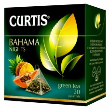 "Green tea ""Curtis"" Bahama Nights"