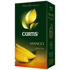"Green tea ""Curtis"" Mango"