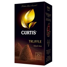 "Black tea ""Curtis"" Truffle"