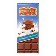 "Milk Chocolate ""Russian Chocolate"""