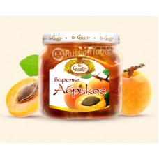 "Russian Jam ""te Gusto"" ""Apricot"""