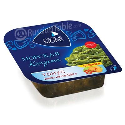 "Seaweed Salad (Tonus) ""Russkoe More"""