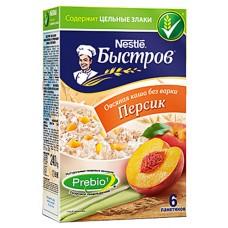 """Porridge Oatmeal """"Bistrov"""" Peach"""