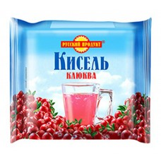 "Kissel ""Russian product"" Cranberry"