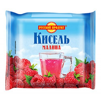 "Kissel ""Russian product"" Raspberry"