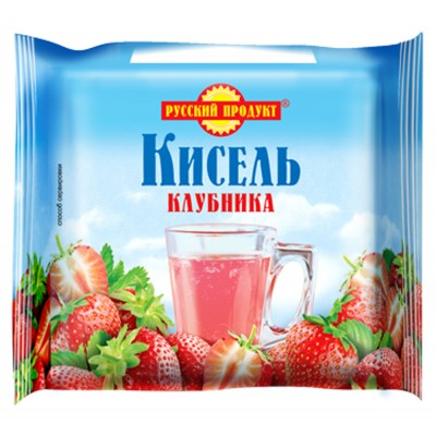 "Kissel ""Russian product"" Strawberry"