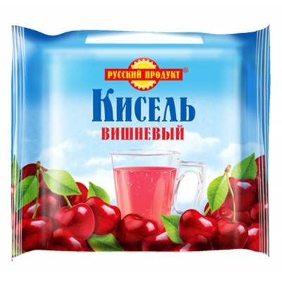 "Kissel ""Russian product"" Cherry"