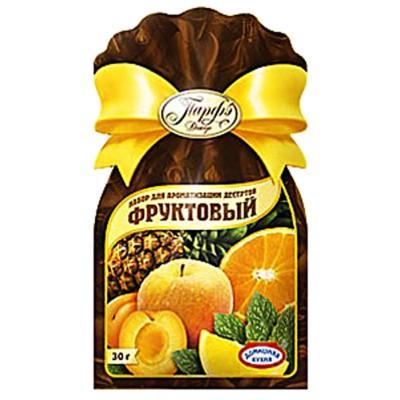 "Set ""Parfe"" to flavor desserts fruity"