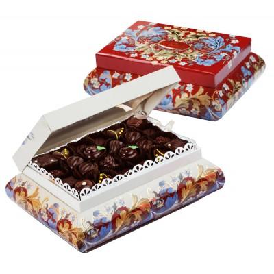 "Candy Set ""Krasnyi Oktyabr"" Handamade Chocolate (520gr)"