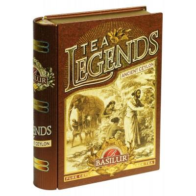 "Black Tea Basilur ""Legends Ancient Ceylon"""