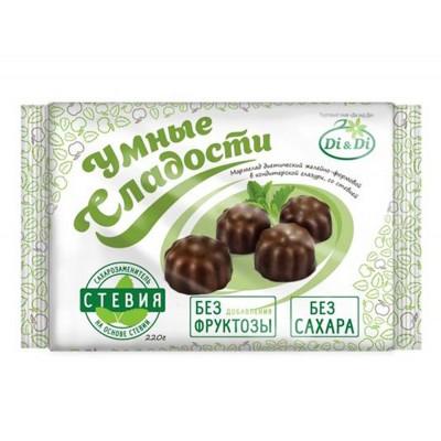 "Marmalade jelly ""Smart sweetness"" in chocolate glaze (Sugar FREE) 220g"