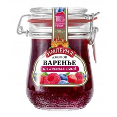 "Jam from wild berries ""Jam Empire"""