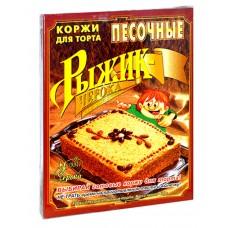 "Shortbread Cake Layers ""Ryzhik-Cheroka"" 400 g"