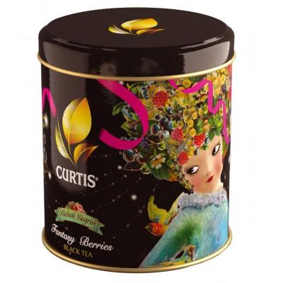 "Black Leaf tea ""Curtis"" Fantasy Berries"