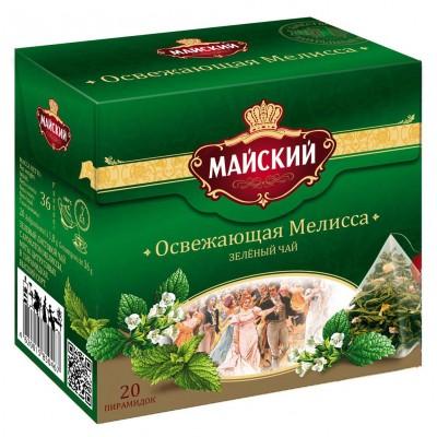 "Green tea ""May"" Melissa 20 pak"
