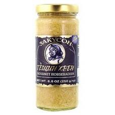 """Gourmet White Horseradish """"Zakuson"""""""