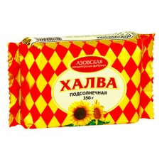 "Sunflower Halva ""AZOV"" 350 g"