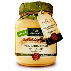 "Honey ""Bashkirhan Linden"" Delicate"