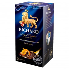 "Black tea ""Richard"" Lord Earl Grey (25 count)"