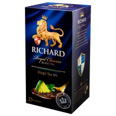 "Black tea ""Richard"" Royal King (25 count)"