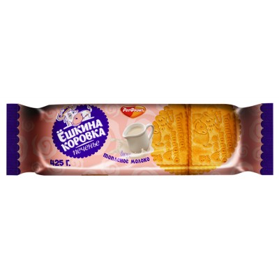 "Biscuits ""Eshkina Korovka"" Baked milk Taste  425gr"