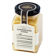 "Floral Natural honey ""Bashkirskiye stepi"""