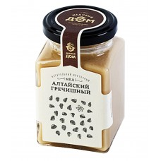 "Floral Natural honey ""Altai buckwheat"""
