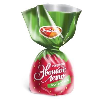 "Sweets ""Zvonkoye leto"" strawberry flavor"