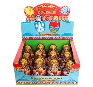 """Chocolate Matryoshka"" with Surprise 35 g"