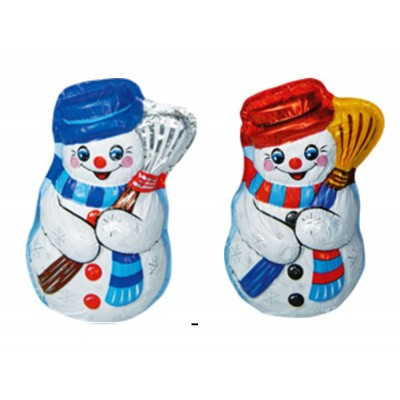 "Chocolate figure ""Snowman"" 40 g"