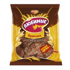 "Gingerbread ""Favorite"" (Lubimye) chocolate flavor"