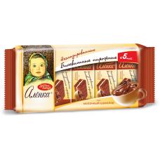 "BISCUIT CAKES ""ALENKA"" MILK CHOCOLATE TASTE 175GR"