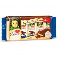 """Biscuit cakes """"Alenka"""" butter cream taste"""