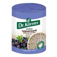 """Bread Loafs (Hlebtsy) """"Dr. Korner"""" Blueberry 100g"""