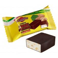 "Candies ""Nutty Souffle"" with glazing (Sugar  FREE)"