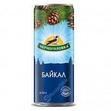 "Carbonated soft drink ""Chernogolovka"" Baykal 330ml"