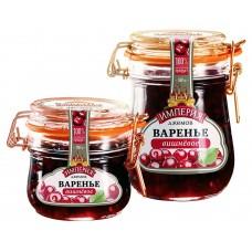 """Cherry jam """"Jam Empire"""" 550 gr."""
