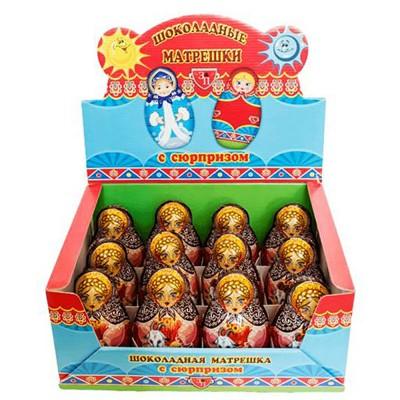 """Chocolate Matryoshka"" with Surprise 35g"