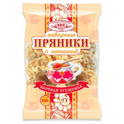 "Custard Gingerbreads ""BKK"" Boiled condensed milk"