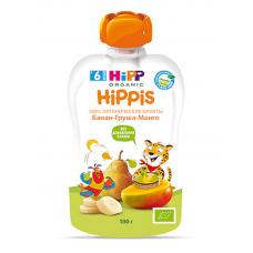 """HiPP"" Banana/Pear/Mango Puree 100g/3.52oz (6 month +)"