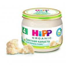 """""""HiPP"""" Cauliflower Puree 80g/2.82oz (4 month +)"""