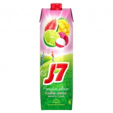 "Juice ""J7 Premium edition"" Lime-Lichy Mango Guava"